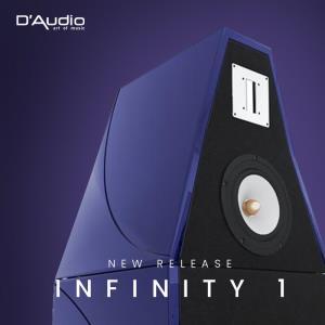 D'Audio akan luncurkan Infinity One di IHEAC Show 2019